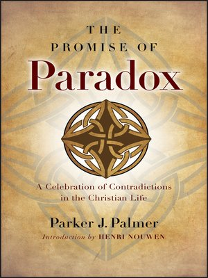 cover image of The Promise of Paradox