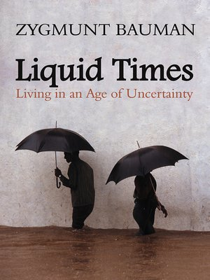 cover image of Liquid Times