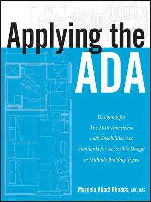 cover image of Applying the ADA