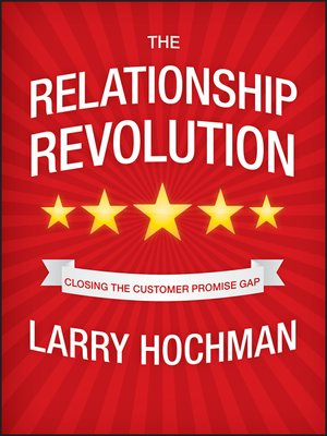 cover image of The Relationship Revolution