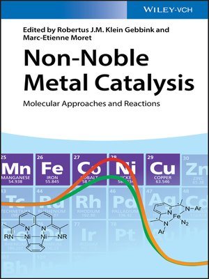 cover image of Non-Noble Metal Catalysis