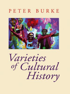 cover image of Varieties of Cultural History