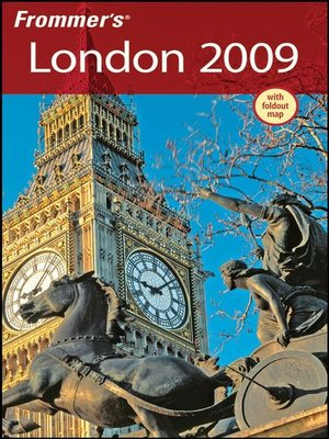 cover image of Frommer's London 2009