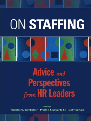 cover image of On Staffing