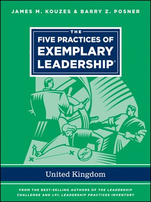 cover image of The Five Practices of Exemplary Leadership--United Kingdom