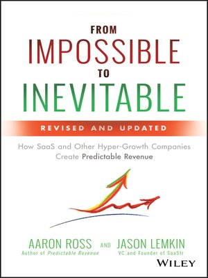 cover image of From Impossible to Inevitable