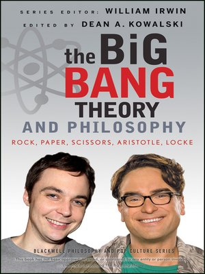 cover image of The Big Bang Theory and Philosophy