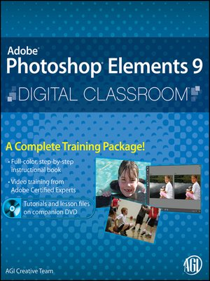 cover image of Photoshop Elements 9 Digital Classroom