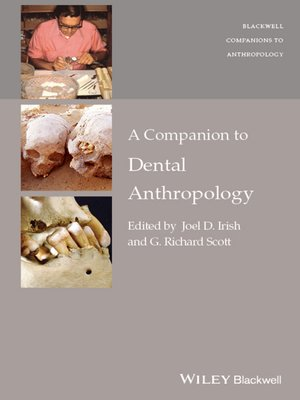 cover image of A Companion to Dental Anthropology