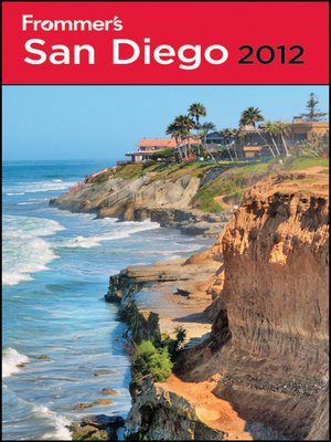cover image of Frommer's San Diego 2012
