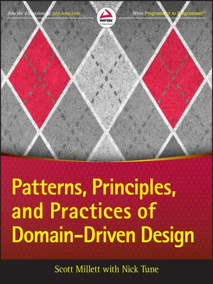 Applying domain driven design and patterns ebook