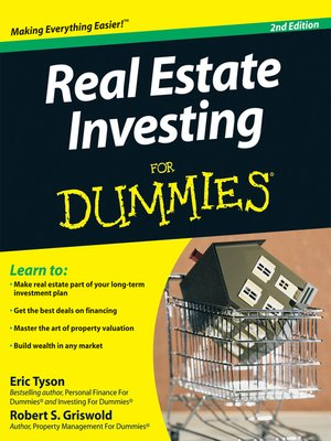 cover image of Real Estate Investing For Dummies®