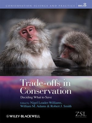cover image of Trade-offs in Conservation