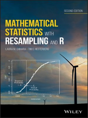 cover image of Mathematical Statistics with Resampling and R
