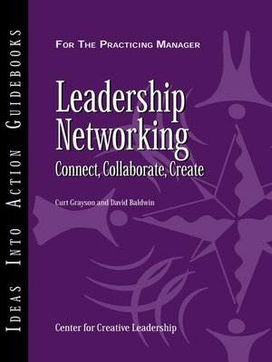 cover image of Leadership Networking