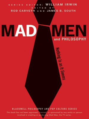 cover image of Mad Men and Philosophy