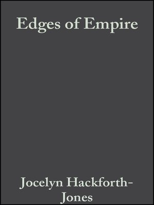 cover image of Edges of Empire