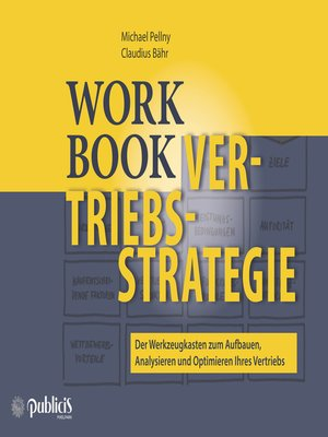 cover image of Workbook Vertriebsstrategie