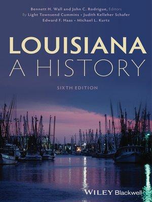 cover image of Louisiana