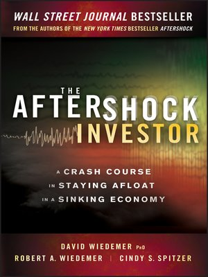 cover image of The Aftershock Investor