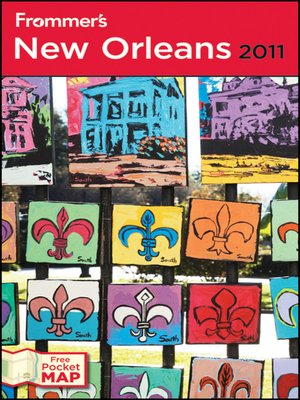 cover image of Frommer's New Orleans 2011