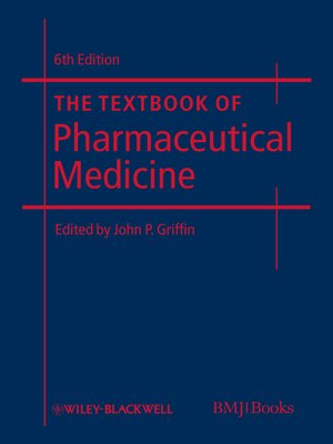 cover image of The Textbook of Pharmaceutical Medicine