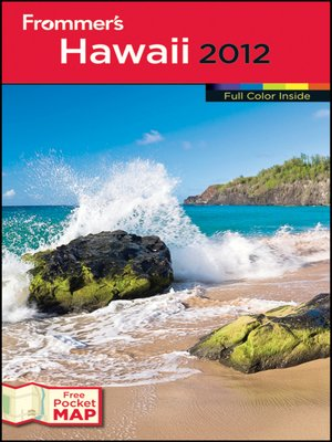 cover image of Frommer's Hawaii 2012
