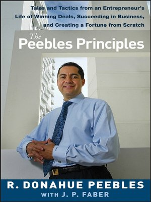 cover image of The Peebles Principles