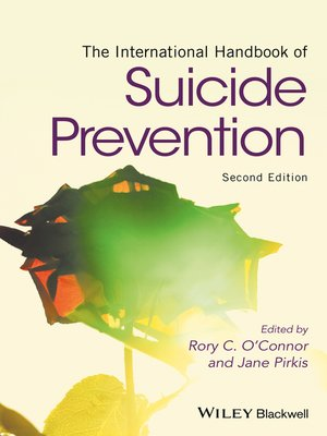 cover image of The International Handbook of Suicide Prevention