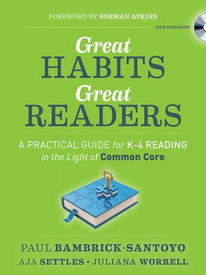 cover image of Great Habits, Great Readers