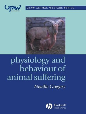 cover image of Physiology and Behaviour of Animal Suffering