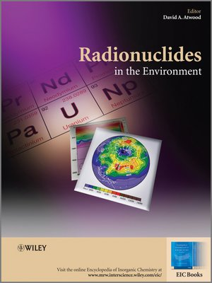 cover image of Radionuclides in the Environment