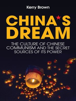 cover image of China's Dream