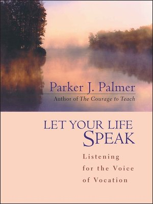 cover image of Let Your Life Speak