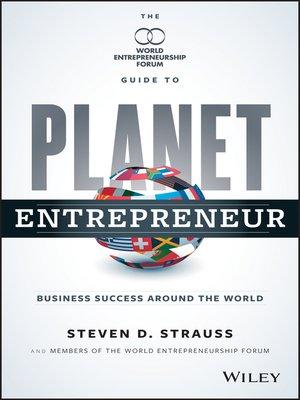 cover image of Planet Entrepreneur