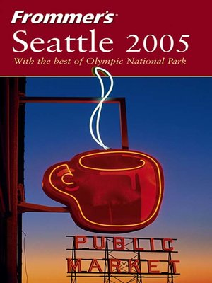 cover image of Frommer's Seattle 2005