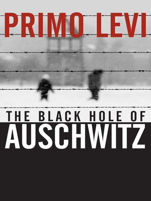 cover image of The Black Hole of Auschwitz