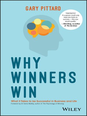 cover image of Why Winners Win