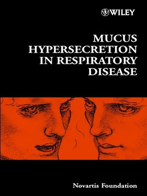 cover image of Mucus Hypersecretion in Respiratory Disease