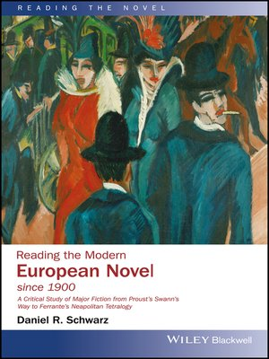 cover image of Reading the Modern European Novel since 1900