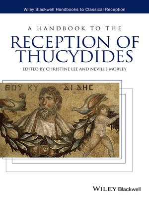 cover image of A Handbook to the Reception of Thucydides