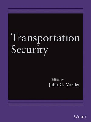 cover image of Transportation Security
