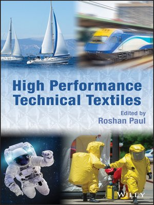 cover image of High Performance Technical Textiles