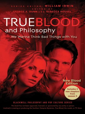 cover image of True Blood and Philosophy