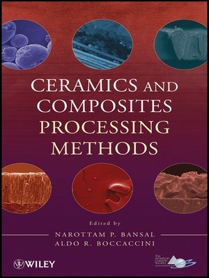 cover image of Ceramics and Composites Processing Methods