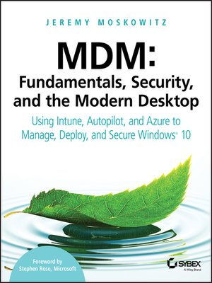 cover image of MDM