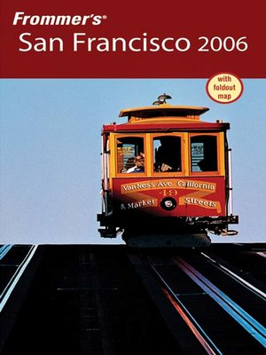 cover image of Frommer's San Francisco 2006