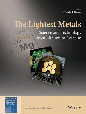 cover image of The Lightest Metals