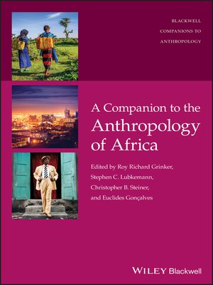 cover image of A Companion to the Anthropology of Africa