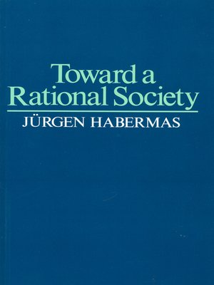 cover image of Toward a Rational Society